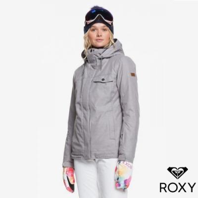 【ROXY】BILLIE JK 滑雪外套 / 機能雪地外套 淺灰