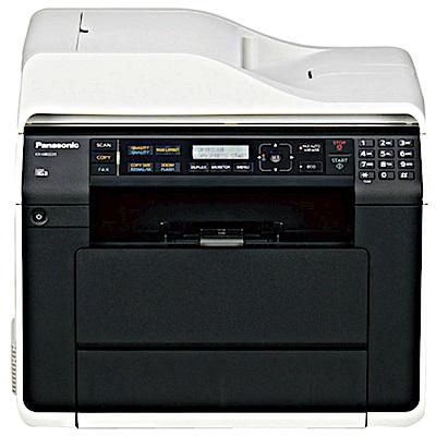 Panasonic KX-MB2545TW 雷射多功能雙面複合機【影印/網列/彩掃/傳真