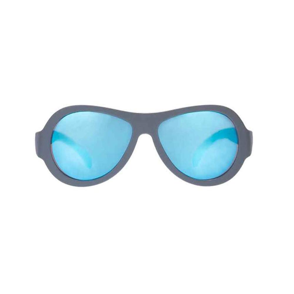 ★出清特價↘美國BABIATORS嬰幼兒太陽眼鏡-藍面灰