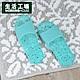 【倒數3天↓全館5折起-生活工場】漾綠仿石浴室拖鞋(L) product thumbnail 1