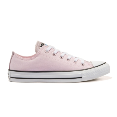 CONVERSE CTAS OX 低筒 基本款 百搭 兩色拼接 休閒鞋 女 粉-570288C
