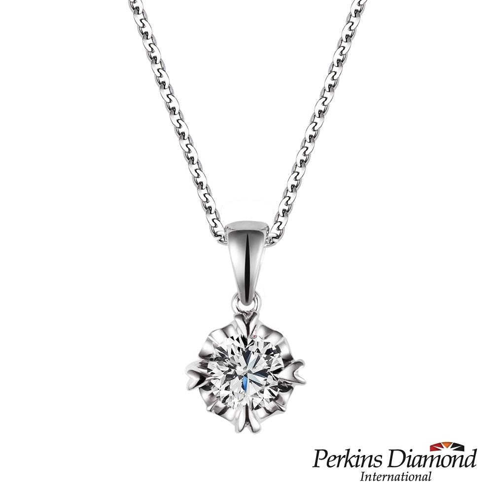 PERKINS 伯金仕 - GIA Diana系列 D/VS2 0.30克拉鑽石項鍊