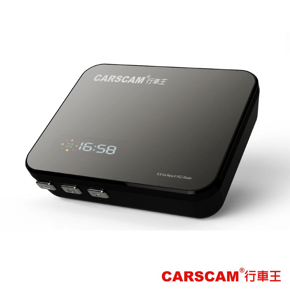 CARSCAM行車王 GP-02 連接式 三合一GPS/全頻測速器-急速配