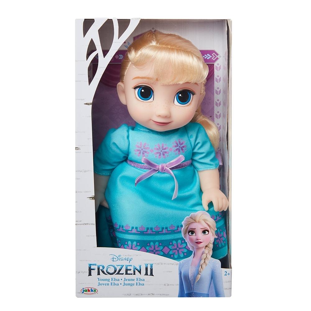 冰雪奇緣2 - 艾莎寶寶