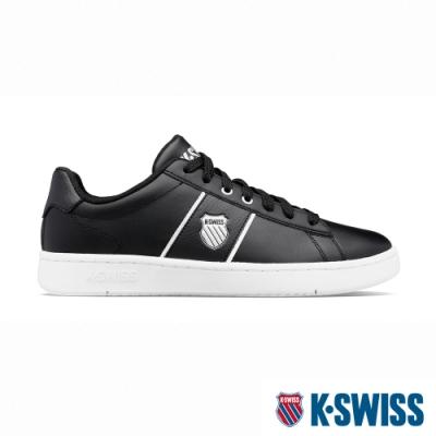 K-SWISS Court Vittora 時尚運動鞋-男-黑