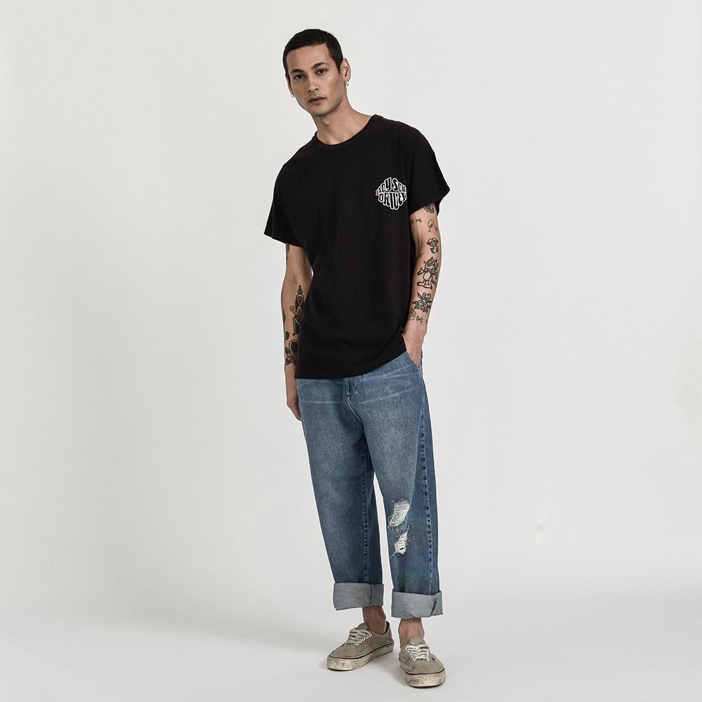 ONETEASPOON 素色 TEE T恤-男