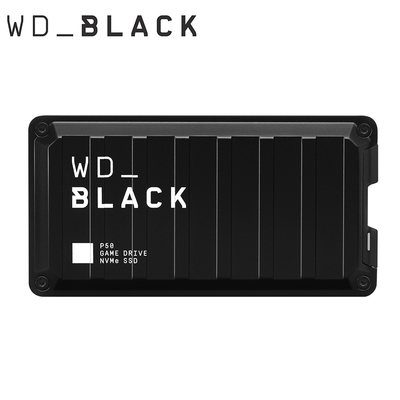 WD 黑標 P50 Game Drive SSD 4TB 電競外接式SSD