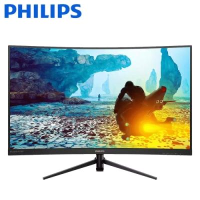 PHILIPS 325M8C 32型2K曲面電腦螢幕支援FreeSync 高刷新144Hz 1ms