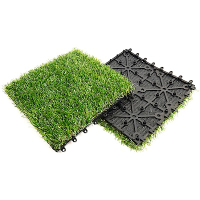 TRENY 仿真人工草皮地板(10片)