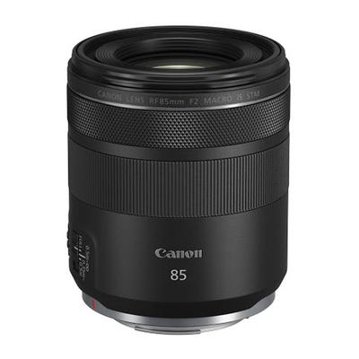 Canon RF 85mm f/2 Macro IS STM 大光圈定焦鏡頭 (公司貨)
