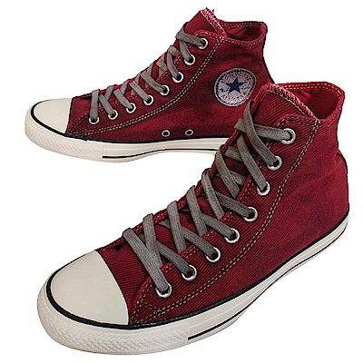 Converse Chuck Taylor高筒帆布男女鞋