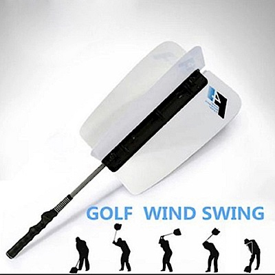 【LOTUS】高爾夫 風力揮桿練習器