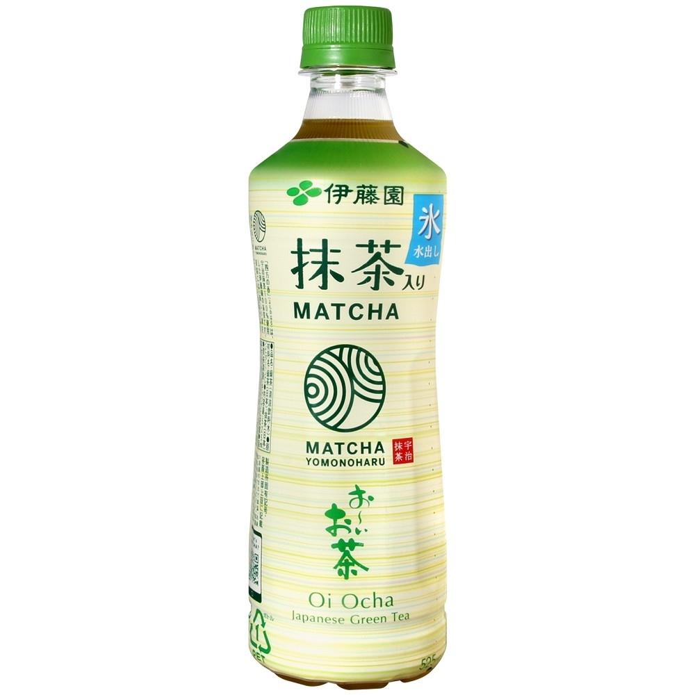 伊藤園 抹茶入綠茶飲料(525g)