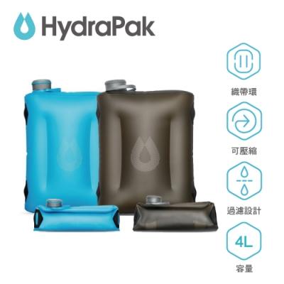 美國Hydrapak SEEKER大容量軟式蓄水袋-4L