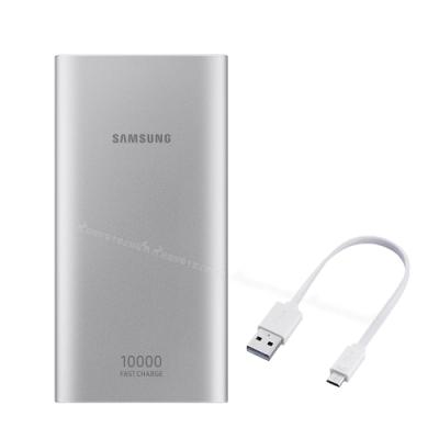 SAMSUNG 10000mAh 輕薄金屬感 雙向閃電快充行動電源(Micro USB)