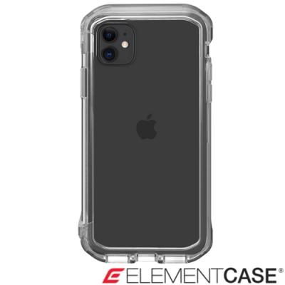 美國 Element Case iPhone 11 Rail 神盾軍規殼 - 全透明