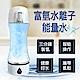 鈦鉑富氫水離子能量水曲線瓶隨行杯-急速配 product thumbnail 1