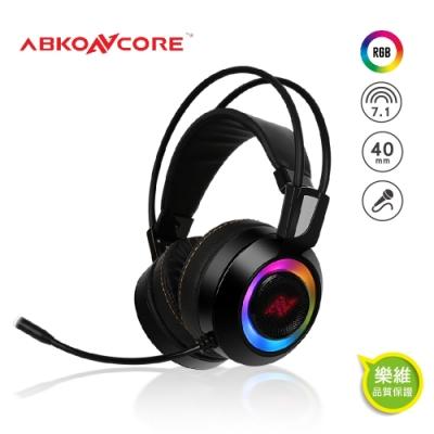【ABKONCORE】CH60 超震撼真實7.1聲道 電競耳機