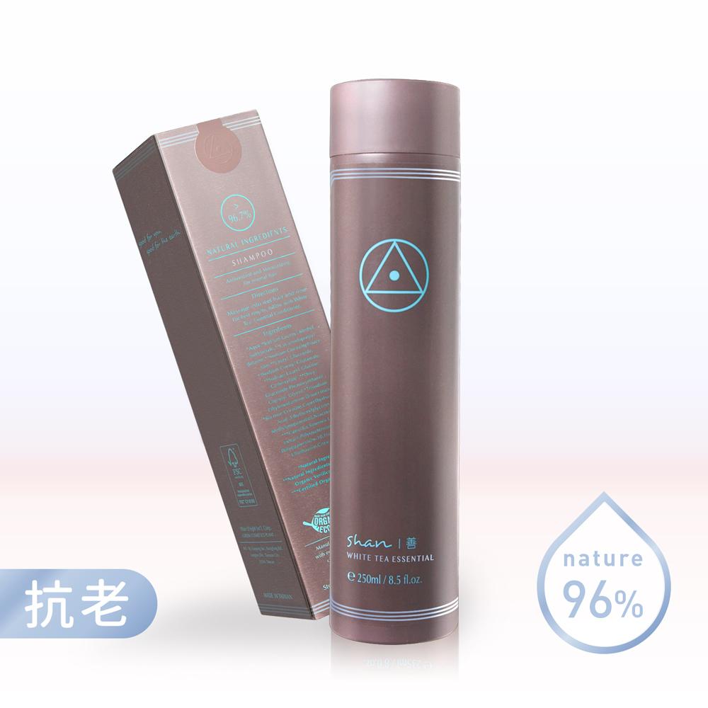 shan善 白茶萃洗髮菁250ml