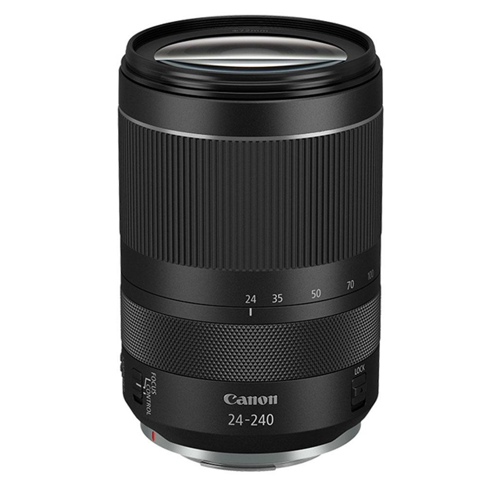 Canon RF 24-240mm F4-6.3 IS USM 變焦鏡頭(公司貨)