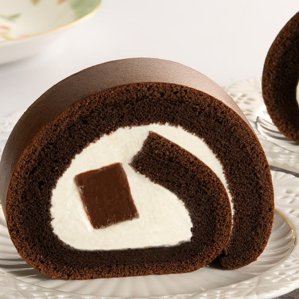 (滿7件)亞尼克生乳捲 生巧克力
