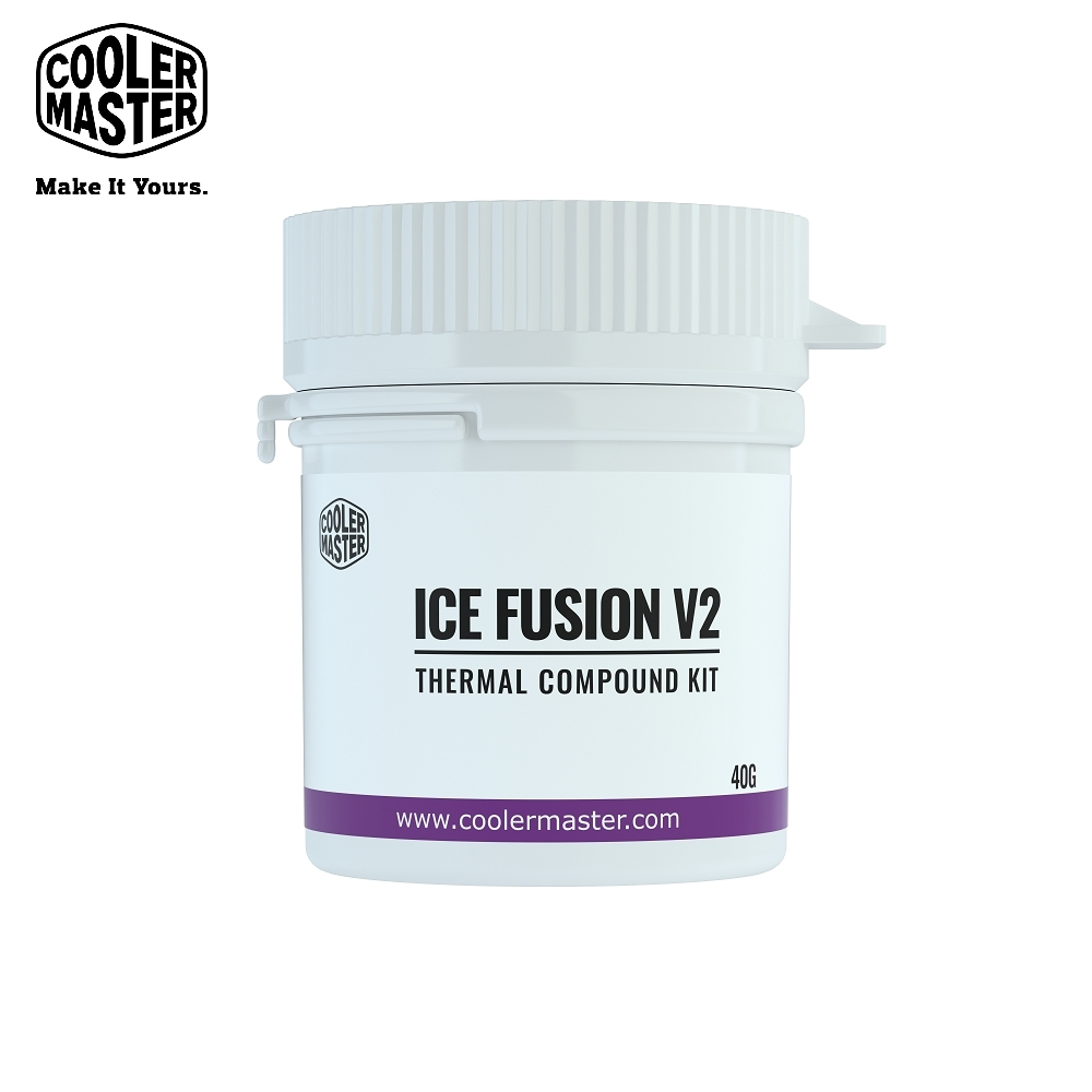 Cooler Master Ice Fusion V2 新酷媽涼膏 40g