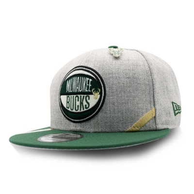 New Era 950 NBA DRAFT 棒球帽 公鹿隊