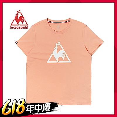 【時時樂限定】 le coq sportif 法國公雞牌短袖T恤 男女共款