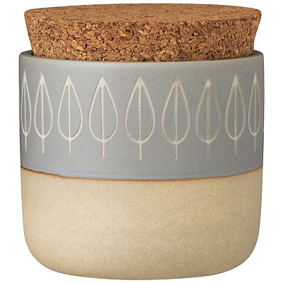 《RADER》刻紋石陶收納罐(樹林)