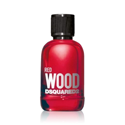 DSQUARED2 RED WOOD心動紅女性淡香水 100ml