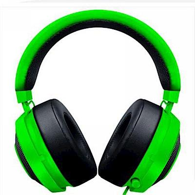 Razer 雷蛇 北海巨妖競技版耳機麥 (綠)