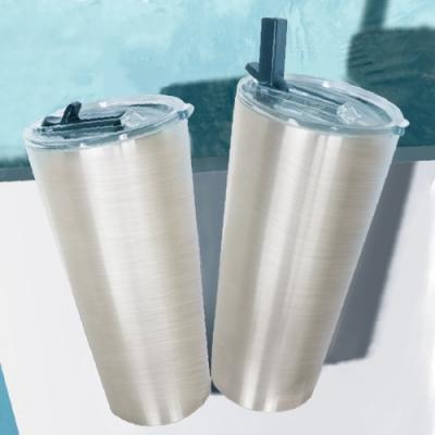 ANDYMAY2 FOLD吸飲杯900ML-A組(一杯一蓋組)附矽膠吸管+矽膠吸管刷