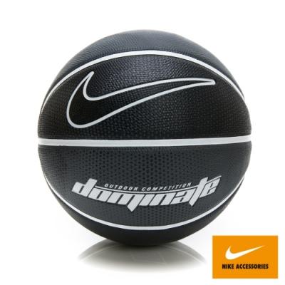 NIKE DOMINATE 7號籃球 黑灰白 NKI0001807