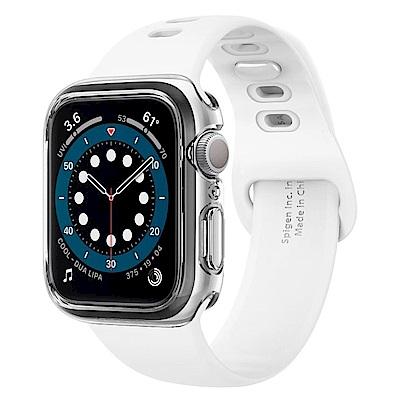 Spigen Apple Watch Series 6/SE/5/4 Ultra Hybrid-防摔保護殼-晶透色
