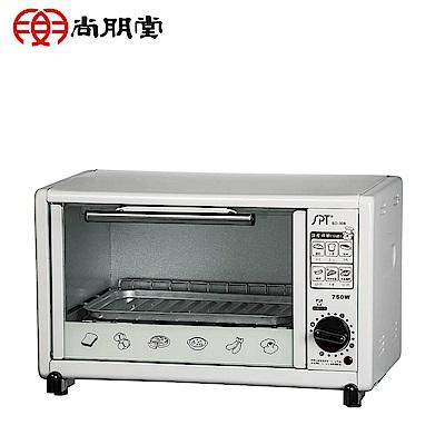 福利品-尚朋堂9L電烤箱 SO-309FW