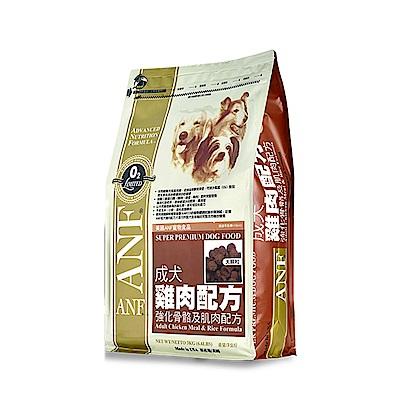 ANF愛恩富 成犬雞肉配方-強化骨骼及肌肉配方15kg