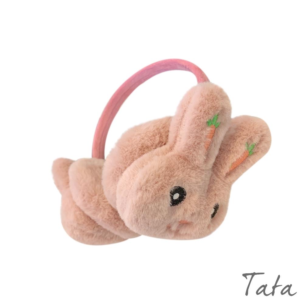童裝 可愛兔子毛絨絨耳罩 TATA KIDS