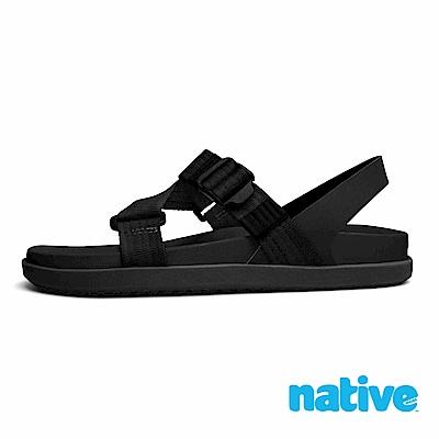 native ZURICH 男/女鞋-經典黑