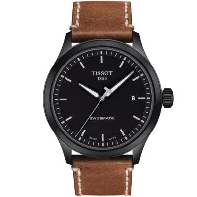 TISSOT GENT XL SWISSMATIC 優雅時尚機械錶(T1164073605101)43mm