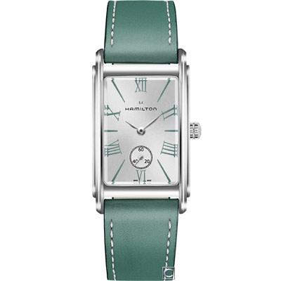 Hamilton 美國經典喬安都會錶(H11421014)32x24mm