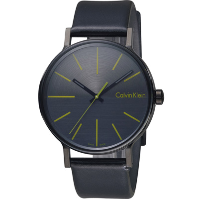 Calvin Klein Mens Boost  鼓動系列時尚腕錶(K7Y214CL)