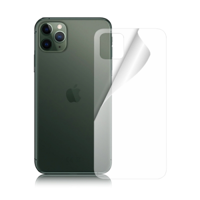 NISDA for iPhone11 Pro Max 6.5 高透光背面保護貼- 2張