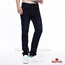 BRAPPERS 男款 HG高腰系列-高腰彈性直筒褲-深藍
