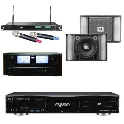 音圓 N2+SUGAR A-600+RM-10 II+ACT-589(伴唱機 4TB+卡拉OK套組)