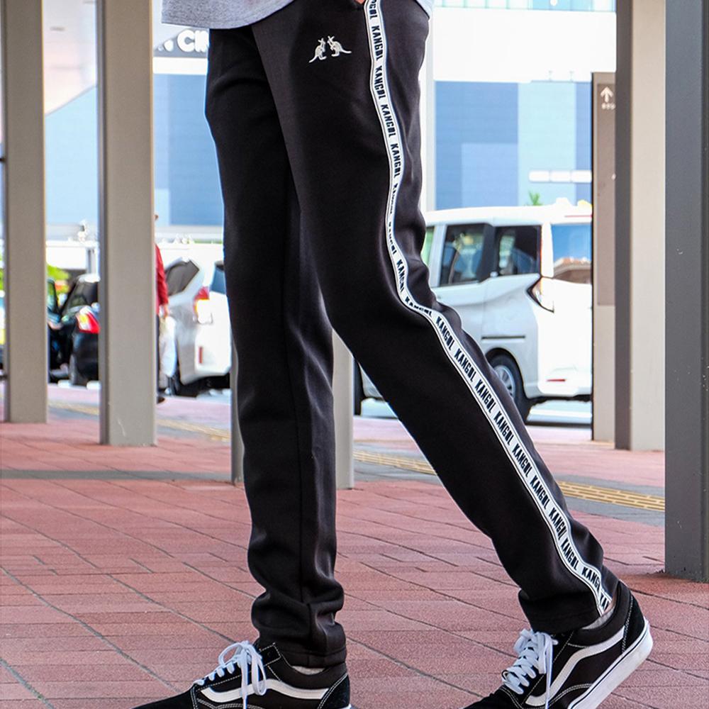 ZIP日本男裝 聯名款側邊線條運動褲(13色)