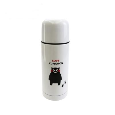 日本KUMAMON熊本熊真空保溫瓶(350ml)K12918真空斷熱構造(正版日本平行輸入)
