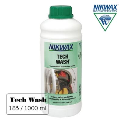 【NIKWAX】防水布料清洗劑 183-1L
