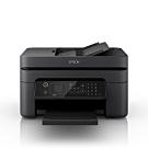 (加購墨水超值組)EPSON WF-2831 四合一WiFi傳真複合機+1黑3彩墨匣
