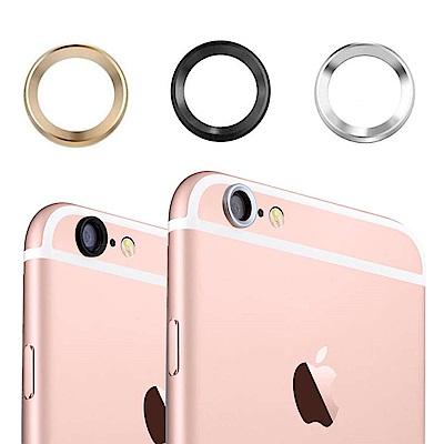 3入 最新 iPhone 6Plus 6s Plus 5.5吋 鏡頭強化金屬保護...
