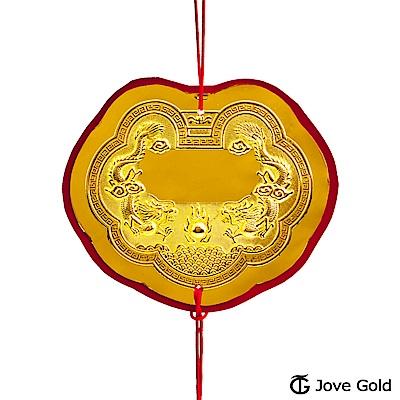 Jove gold 謝神明金牌-黃金参錢